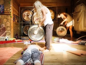 10 Day Intensive Gong and Sound Therapy Retreat in Gaucín, Province of Malaga