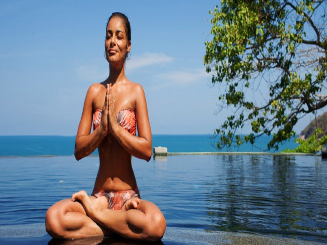 7 Days Meditation and Vikasa Yoga Vacation in Thailand