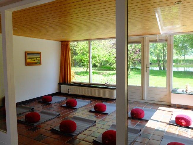 3-Daagse Hatha Yoga Weekend in de Achterhoek, Nederland