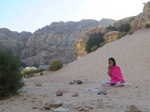 10 Days Simplify and Connect Yoga Holiday Jordan