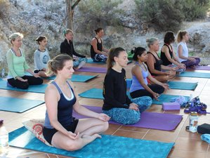 7 Day the Way of the Heart Hatha Yoga Retreat in Totana, Murcia
