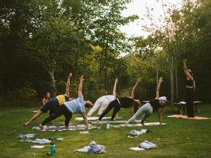 21 Day 200-Hour Vinyasa Yoga Teacher Training in Southern Sweden