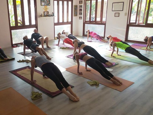 15 Days Weight Loss and Yoga Retreat Thailand