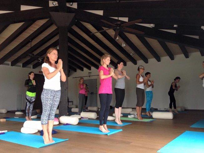6 Days Women's Detox and Yoga Retreat Spain