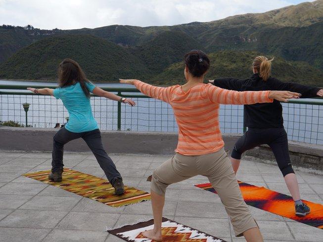 8 Days Andean Yoga Retreat in Ecuador