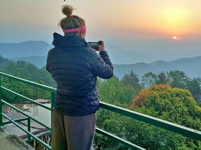 5 Days Affordable Healing Meditation and Yoga Retreat in Nepal