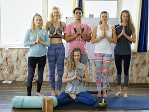 23 Days 200-Hour Yoga Teacher Training Scholarship in Rishikesh, India