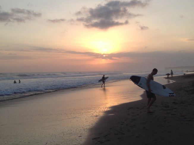 7 Days Samadi Surf and Yoga Retreat in Indonesia