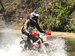 8 Day Guided Jungle Enduro Motorbike Tour in San Jose Area, Costa Rica