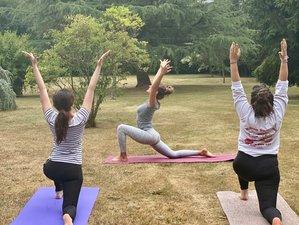 3 jours en week-end yoga et randonnée dans un lieu d'exception à Douville-sur-Andelle, Normandie