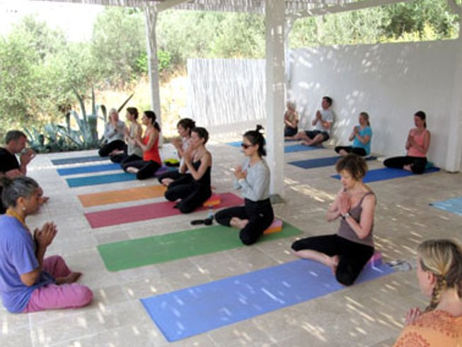 8 Days Okido Yoga, Hiking, & Shiatsu Retreat in Turkey