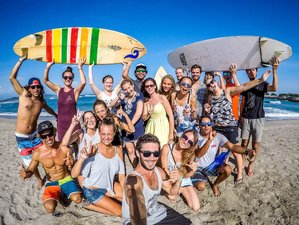 8 Days Spanish Course, Yoga, and Surf Camp in Puerto Escondido, Mexico