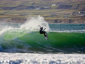 5 Days Wild Atlantic Way Surf Camp in Lahinch, Ireland
