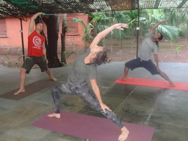 21 Days 200-Hour Vinyasa Yoga Teacher Training in Goa, India