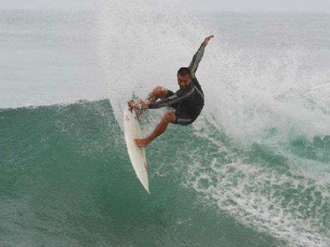 5 Days Teens' Surf Camp France