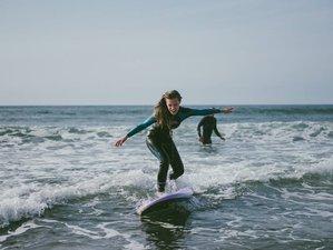 6 Days Surf Camp in Salinas, Asturias, Spain