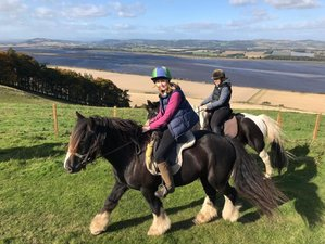 4 Days Short Break Horse Riding Adventure in the Mull of Kintyre, Scotland