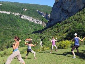 5 jours en stage de yoga et escalade dans la vallée d'Aoste, Italie