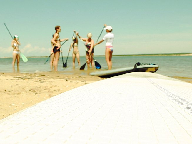 4 Day Goddess SUP Camp and Yoga Retreats in Maine, USA