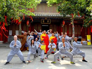 3 Days Authentic Shaolin Monk Training in Shaolin Temple Yunnan, China