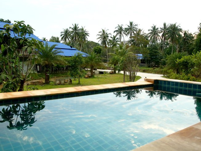 22 Days Detox and Yoga Retreat in Ko Pha Ngan, Thailand