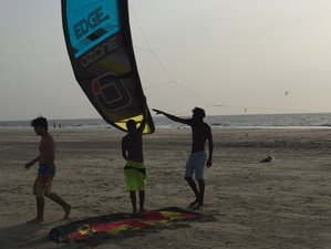 5 Day All Levels Private Kitesurf Camp on the Amazing Caribbean Beaches of Cartagena, Bolivar