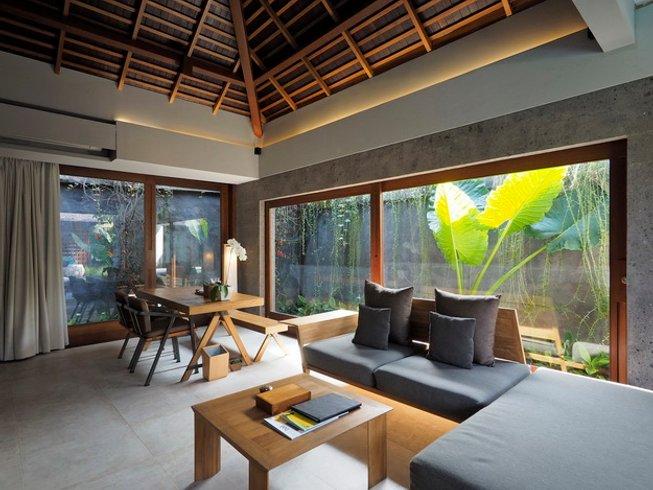 3 días retiro de yoga familiar en Bali, Indonesia