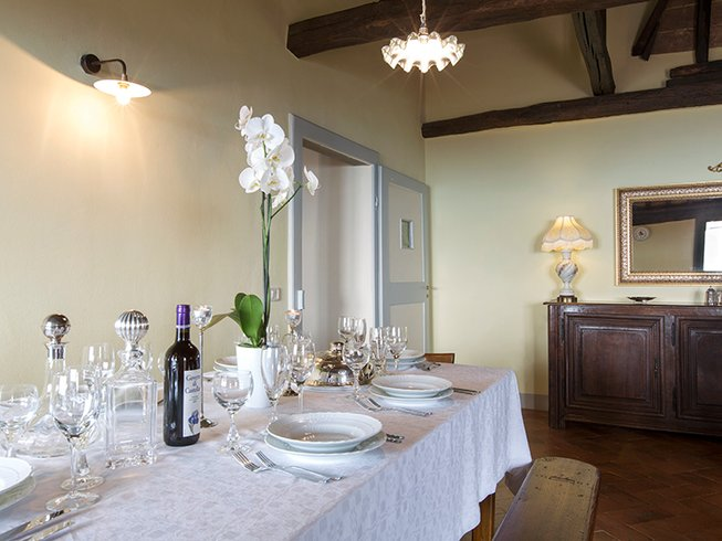 8 Days Tuscany Wine Tour and Cooking Holidays in Italy