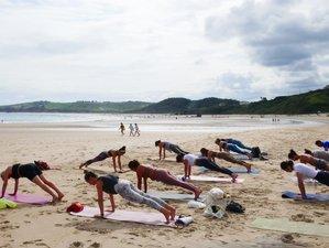 6 días de retiro de yoga con prayanama, cocina saludable, meditación y excursiones en Ibiza