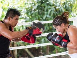 2 Weeks Muay Thai Training in Phuket, Thailand