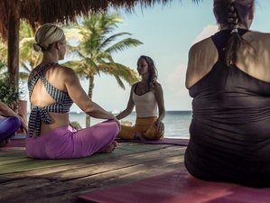 4 Day Yoga Retreat with Snorkeling, and Horseback Riding in Cozumel