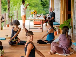 6 Day Plitvice Lake Yoga Retreat with Justyna in Vojnić, Karlovac County