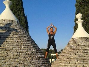 5 jours en stage de Yin yoga et Power vinyasa en Italie