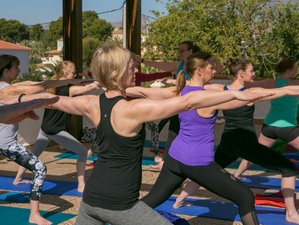 8 Day Rejuvenating Yoga Retreat in Playa del Albir, Costa Blanca, Alicante