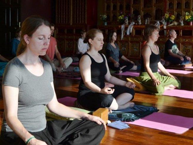 9 Days Kundalini Yoga and Meditation Retreat in Nepal
