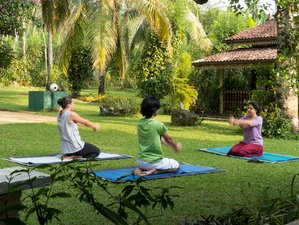 10 Days Meditation and Yoga Retreat in Kalutara, Sri Lanka