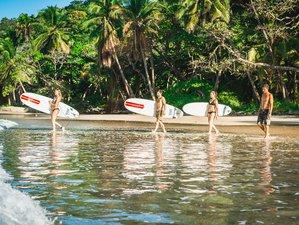7 Days Unforgettable Surfing Vacation in Playa Hermosa, Costa Rica