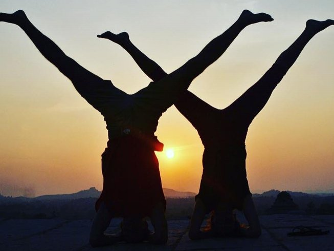 4 Days Weekend Meditation and Yoga Retreat Andalucia, Spain