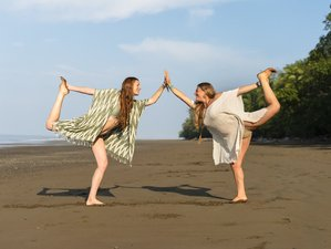31 Day 200-Hour Yoga Teacher Training and 72-Hour Permaculture Design Course in Manzanillo, Limon