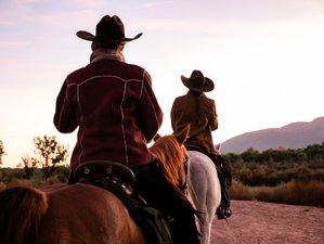 7 Day Extraordinary Rescue Horse Ranch Vacation in the Santa Fe Area