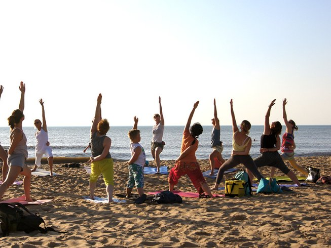 3 Days Relieving Weekend Yoga Retreat Netherlands