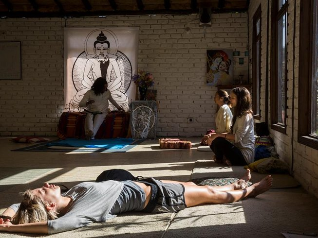 28 Days Intensive Yoga Retreat in Sogamoso, Colombia