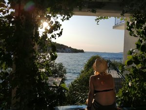 6 Tage Entspannendes Yoga und Energie Arbeit Retreat in Ražanj, Dalmatinische Küste