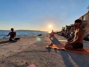 8 Tage Yoga Urlaub nur für Yogalehrer in Makarska
