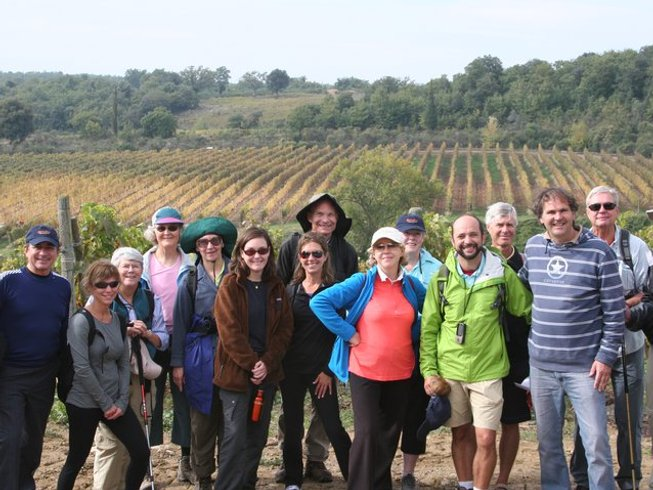 8 Days Culinary and Hiking Vacation in Tuscany, Umbria