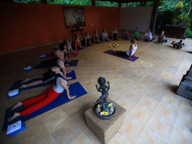 "6 Days ""Escape the World"" Yoga Retreat in Ubud, Bali"