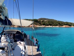 8 Days Yoga and Sailing Retreat with Organic Vegetarian Diet in Sardinia, Italy