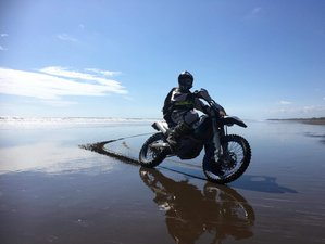 8 Day Guided Adventure Enduro Motorcycle Tour in Costa Rica
