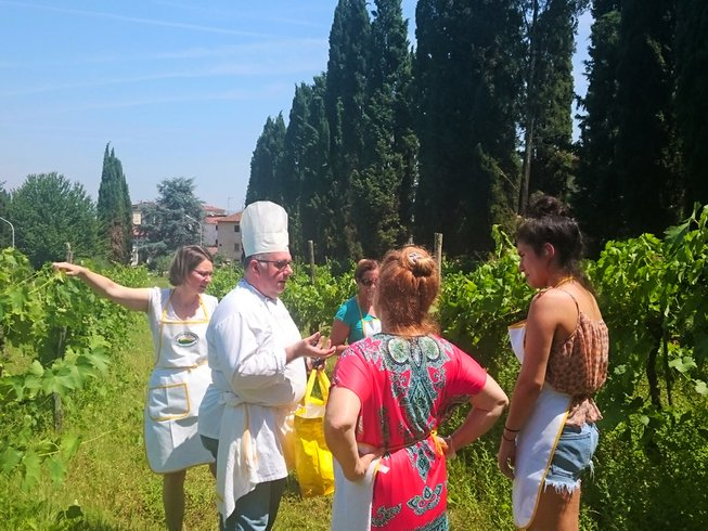 8 Days Intensive Cooking Vacation in Italy