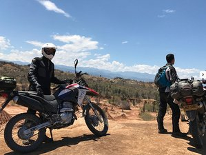 10 Day The Untamed South Guided Motorcycle Tour in Colombia